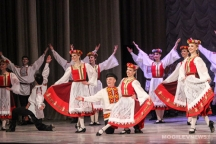 "Ensemble ""Khoroshki"" made in Mogilev"